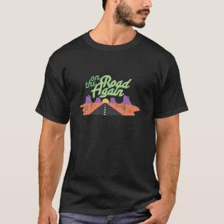 T-shirt Sur la route encore