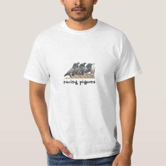 T-shirt Sur le toit