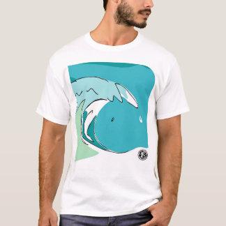 T-shirt Surf fou