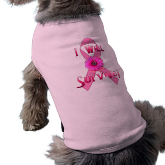 T-shirt Survivez au cancer du sein