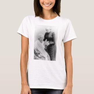 T-shirt Susan B. Anthony et pièce en t de Stanton de