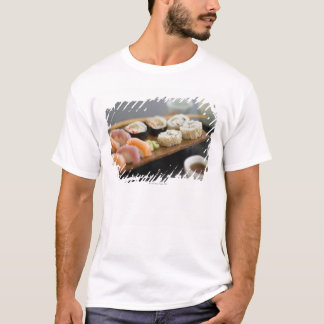 T-shirt Sushi japonais traditionnels