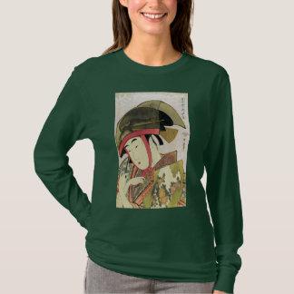 T-shirt Suzume de Yoshiwara, Utamaro