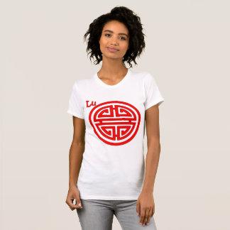 T-shirt Symbole chinois de lu