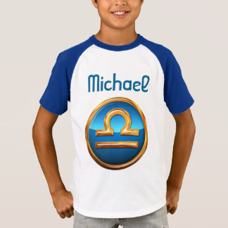 T-shirt Symbole de zodiaque de Balance
