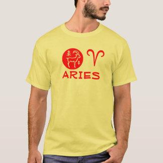 T-shirt Symbole de ZODIAQUE de BÉLIER