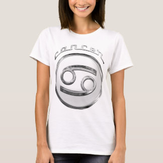 T-shirt Symbole de zodiaque de Cancer