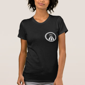 T-shirt Symbole d'OBOD sur le noir