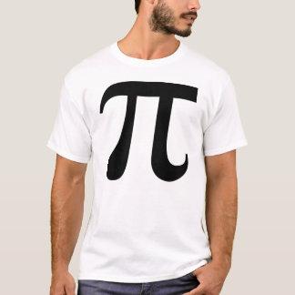 """T-shirt Symbole géant de """"pi"""""""
