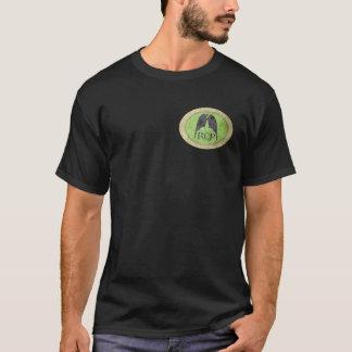 T-shirt SYMBOLE RESPIRATOIRE de SOIN par B.McNutt