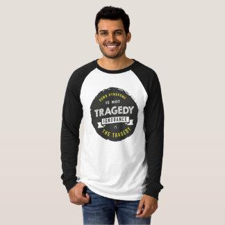 T-shirt syndrome de Down n'est pas tragédie