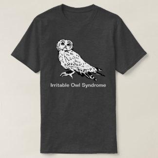 T-shirt Syndrome irritable de hibou
