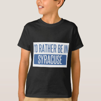T-shirt Syracuse