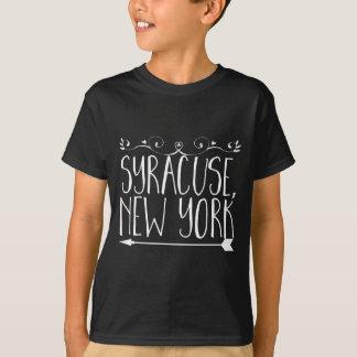 T-shirt Syracuse, New York