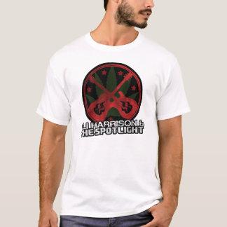 T-shirt T de base des hommes d'Eli Harrison
