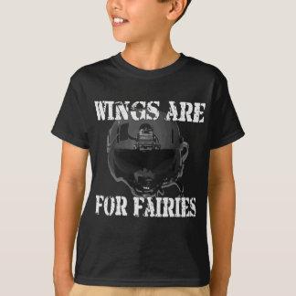 T-shirt T de bateau de hochet