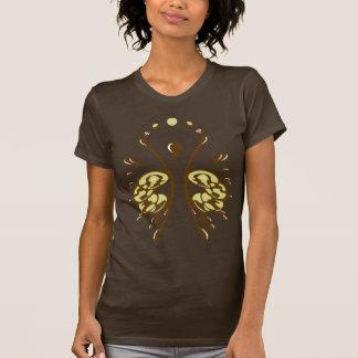 T-shirt T des femmes de psyché