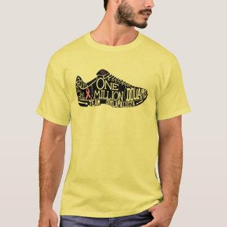T-shirt T des hommes (couleurs claires--UN BON NOMBRE de