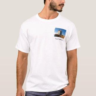 T-shirt T des hommes de phare de Lorain