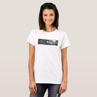 T-shirt T paranormal des femmes de ligue de Chicago