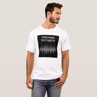 T-shirt T paranormal des hommes de Soundwave