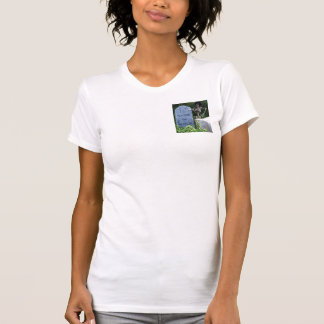 "T-shirt ""T-shirt de M. Right de attente"""