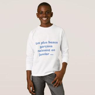 T-shirt T shirt enfant garçon