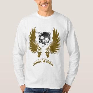 T-shirt T Shirt manches longues Guns & rock