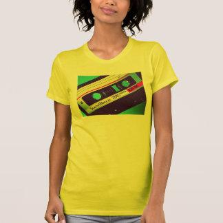 T-shirt T-shirt, rétro, cassette