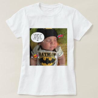 T-shirt T. Women comique