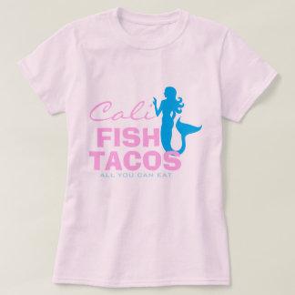 T-shirt Tacos de poissons de Cali