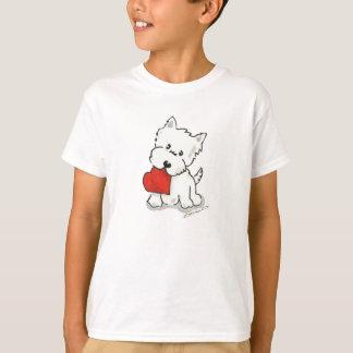 T-shirt Tailles d'enfant de Daphne