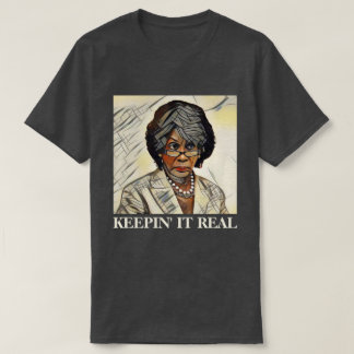 "T-shirt Tante Maxine ""le gardant vrai"" Anti-Atout"