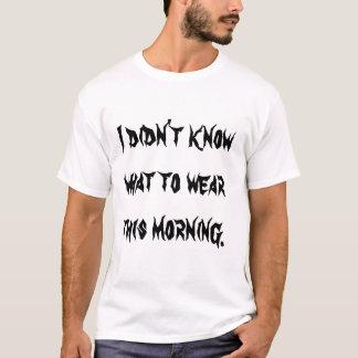 T-shirt Tapis aimé