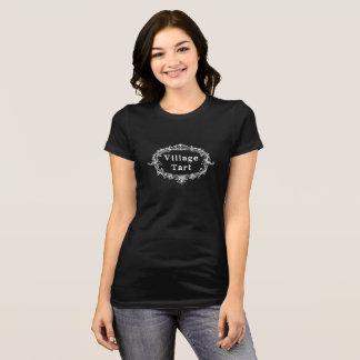 T-shirt Tarte de village - grands mots britanniques