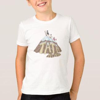 T-shirt Tata mon héros