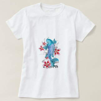 T-shirt Tatouage de Koi
