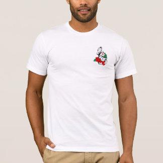T-shirt Tatouez/planche à roulettes et chemise de BMX des