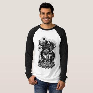 T-shirt Tatto Odin