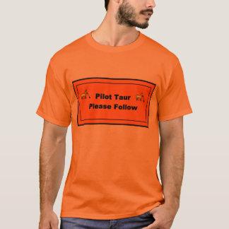 T-shirt Taur pilote