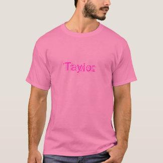 T-shirt Taylor