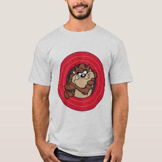 T-shirt TAZ™ par les cercles LOONEY de TUNES™