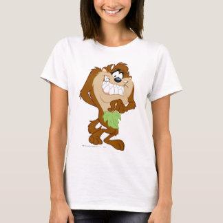 T-shirt TAZ™ tenant une feuille