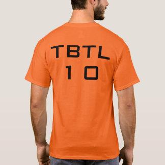 T-shirt TBTL vont des bruns