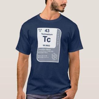 T-shirt Technétium (Tc)