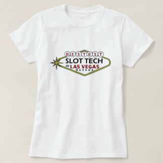 T-shirt Technologie de fente de Las Vegas Bestest