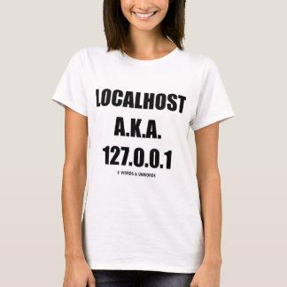 T-shirt Technologie de l'information de Localhost A.K.A.
