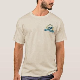 T-shirt Teckel [fil d'une chevelure]