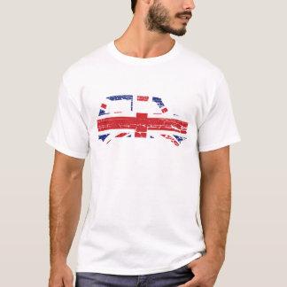 T-shirt Tee - shirt classique d'Union Jack mini