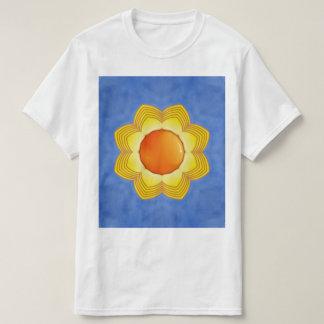 T-shirt Tee - shirt d'avant de jour ensoleillé